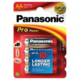 AKTION Panasonic Mignon (AA) / 4er Pack