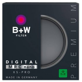 B+W UV Filter MRC nano / 72mm