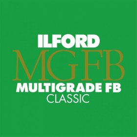 Ilford Multigrade FB 1K / 20,3 x 25,4 / 100 Blatt / glossy