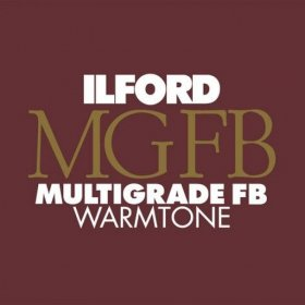 Ilford Multigrade FB warmtone / 24,0 x 30,5 / 50 / glossy