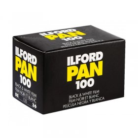 Ilford Pan 100 / 135-36