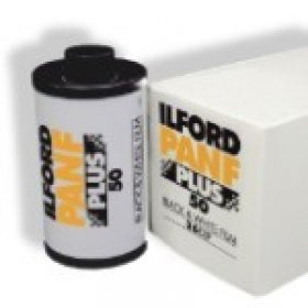 Ilford Pan F / 135-36
