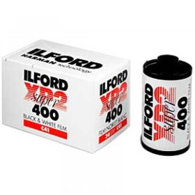 Ilford XP2 400 / 135-36