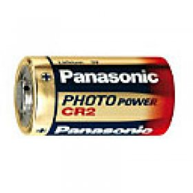 Panasonic Photo Lithium CR2