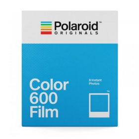 Polaroid 600 color Sofortbildfilm