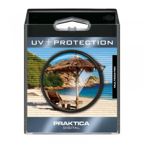 Praktica UV Filter / 72mm