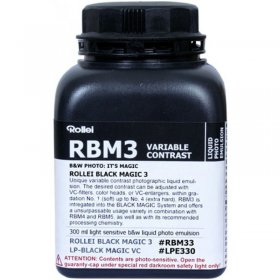 Rollei Black Magic - variocontrast / 300ml
