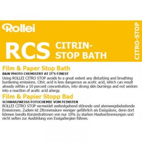 Rollei RCS / Citrin Stoppbad / 1 Liter
