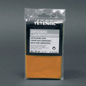 Tetenal Antistatic-Tuch orange / 29x30